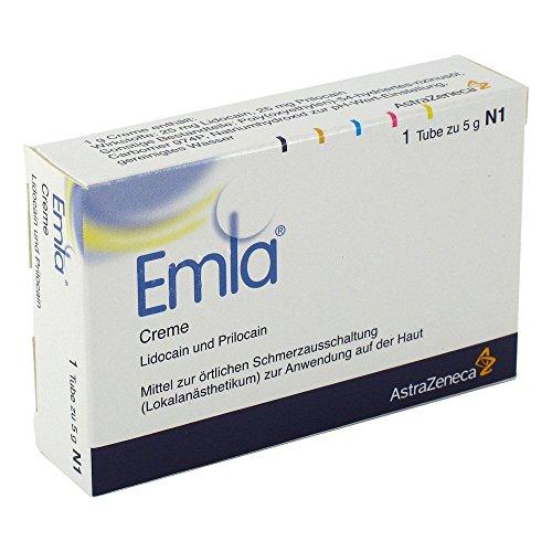 EMLA Creme + 2 Tegaderm Pfla 5 g Creme