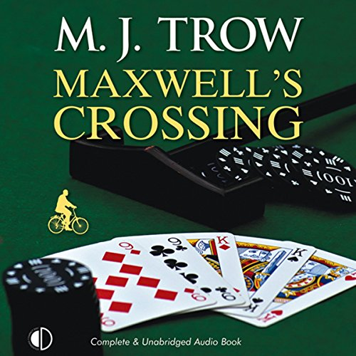 Maxwell's Crossing audiobook cover art