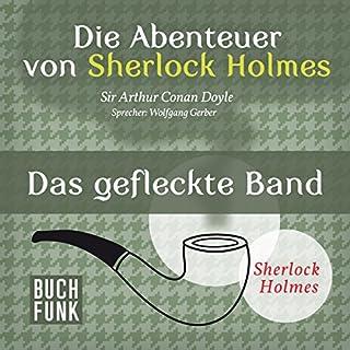 Das gefleckte Band (Die Abenteuer von Sherlock Holmes) Titelbild