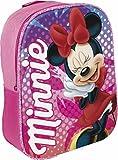 Star Licensing Disney Minnie Zainetto per Bambini, 29 cm, Multicolore...