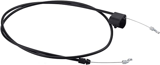 Kizut 183567 Engine Zone Control Cable for Craftsman Poulan Husqvarna 183567 532183567 182755 532182755 Lawn Mower Weed Eater