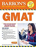 GMAT with Online Test (Barron's Test Prep)