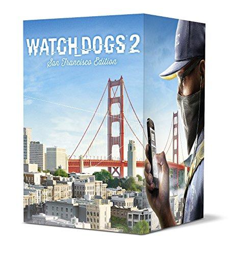 Watch Dogs 2 San Francisco Edition - PlayStation 4 - [Edizione: Regno Unito]