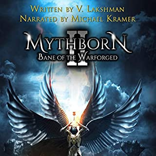 Page de couverture de Mythborn II: Bane of the Warforged