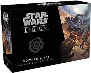 Star Wars Legion: Downed At-St Battlefield, Multicolor
