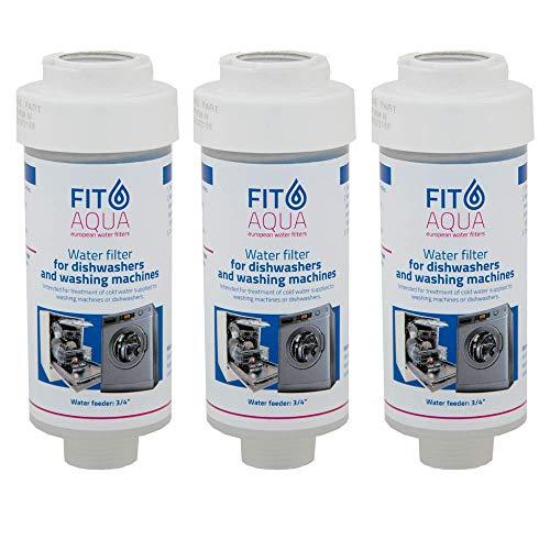 Fit aqua AC-WSM AM-SET-V filter voor vaatwasser, wasmachines