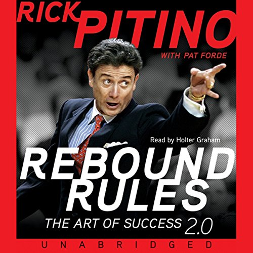 Rebound Rules audiobook cover art
