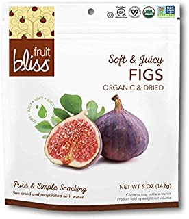 Sponsored Ad - Organic Turkish Figs Dried Fruit Snacks 6 Pack 5oz