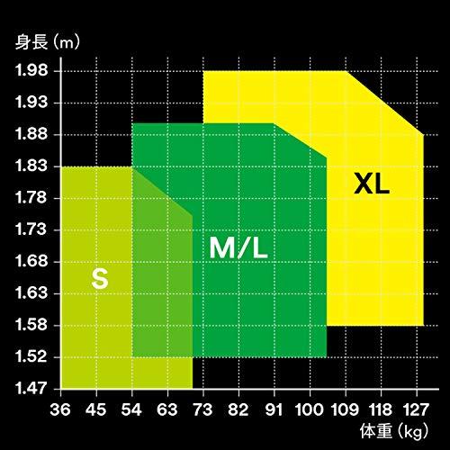 [新規格適合]3Mフルハーネスワークポジショニング用XLサイズプロテクタ1161653N