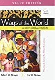 Ways of the World: A Brief Global History, Value Edition, Volume II