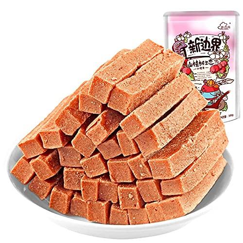 Nuevos límites Fruta seca refrigerada aperitivos de la infancia Productos de espino dulce y amargo Varillas de espino 500g/bolsa