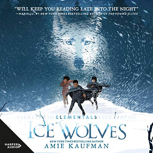 Ice Wolves cover art