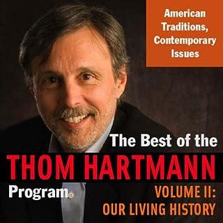 The Best of the Thom Hartmann Program audiobook cover art