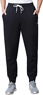 Fila Ladies' Heritage French Terry Jogger Pants