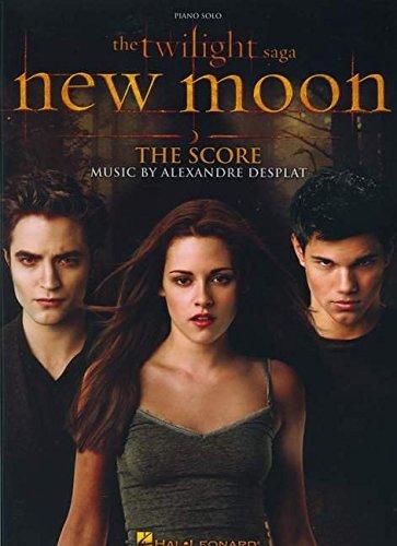 The Twilight Saga - New Moon Film Score (Piano Solo): Songbook für Klavier