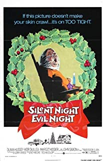 black christmas 1974 movie poster