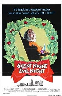 Best black christmas 1974 movie poster Reviews