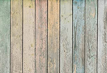 TCReal Wood Board Background Photography Studio Minimalist Floor Background Birthday Family Party Photography Background Warm Home Decoration 7x5ft,chy447