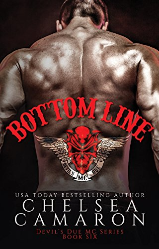 Bottom Line: Nomad Bikers (Devil's Due MC Book 6) (English Edition)