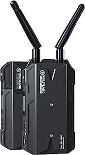 Hollyland Mars 300 Pro [Officieel] Draadloos videooverdrachtssysteem, verbeterde versie met antenne, HDMI-lus-uitgang, lag...