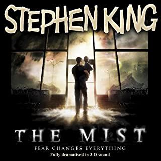 The Mist                   By:                                                                                                                                 Stephen King                               Narrated by:                                                                                                                                 uncredited                      Length: 1 hr and 10 mins     46 ratings     Overall 3.5