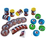 Amscan 24 jouets Miraculous Ladybug Idéal garnir pinata cadeaux anniversaire enfant