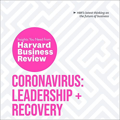 Coronavirus: Leadership and Recovery cover art