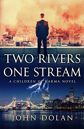Two Rivers, One Stream (Children of Karma Book 2) (English Edition)