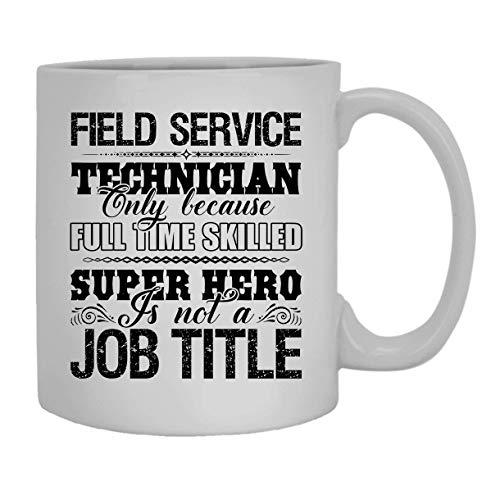 N\A Técnico de Servicio de Campo Título de Puesto Taza, Taza de café, Taza de café Helado
