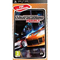 Need for Speed: Underground Rivals (PSP) (輸入版)