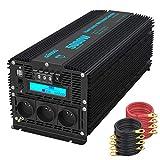 5000 W Inverter a onde Modificate Convertitore 12 V 220 V 230 V Trasformatore con schermo ...