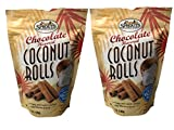 Sprouts Crispy Sweet Coconut Rolls 3.5oz (Chocolate)