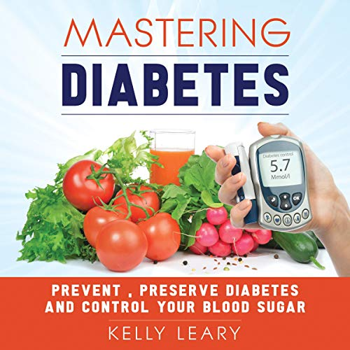 Mastering Diabetes cover art