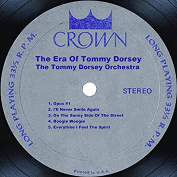 The Era Of Tommy Dorsey