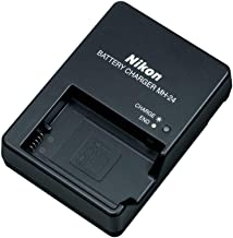 Hoetk MH24 MH-24 Charger Adapter for Nikon En-el14 En-el14a El14 Battery P7100 P7000 D5100 D5200 D5300 D5500 D5600 Df D3100 D3200 D3300 DSLR Digital Camera