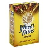 Wheat Thins Multigrain Snacks 8.5 Oz (Pack of 12)
