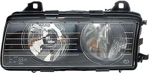 Hella 1ah 007 045 031 Hauptscheinwerfer Ff Halogen H7 H7 W5w 12v Mit Akustiknoppen Links Auto