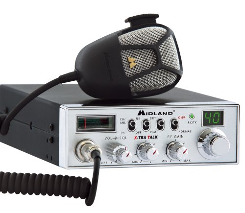 Midland 5001Z 40-Channel Mobile CB with Switchable Noise Filter. Buy it now for 69.99