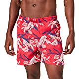 Kaporal MATZ, Short Homme, Rouge (Red), W30/L34 (Taille fabricant:Large)