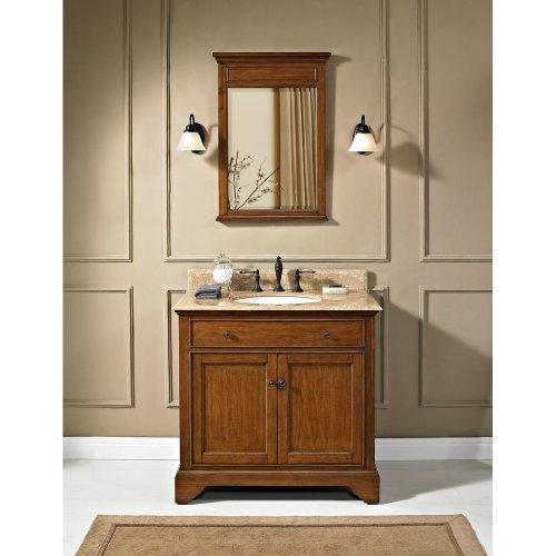 Fairmont Designs 1501-V36 Framingham 36 Vanity - Vintage Maple