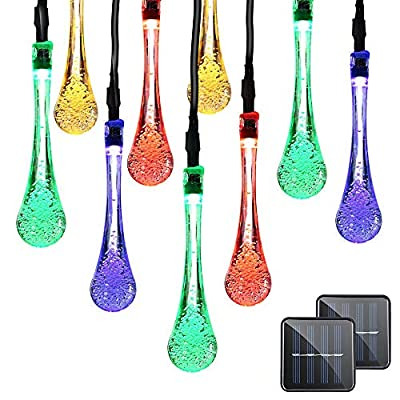 Vmanoo Drop string Lights 013