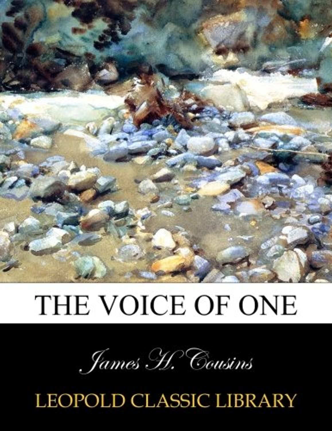 The Voice of One