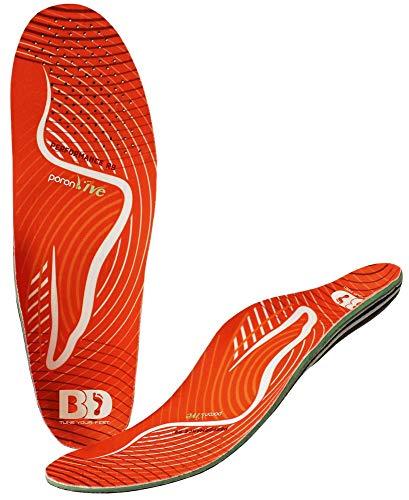 BootDoc BD PERFORMANCE RUN R9 grau/orange - 42