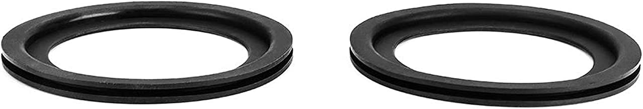 Rhino Storm RV Toilet Flush Ball Seal Kit Comparable to #385311658 Motorhome Camper and Trailer Toilets Replacement Gasket for Dometic 300//310//320 Series