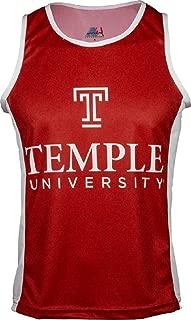 NCAA Temple University Run/TRI Singlet