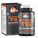 T6 Extreme Fat Burners - High Strength - for Both Men & Women