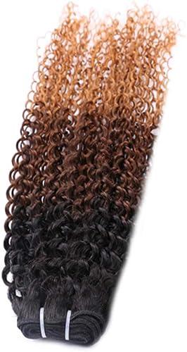 mejor moda MNVOA Pelo indio rizado extensiones cabello cabello cabello humano tejer paquetes naturales  ordenar ahora