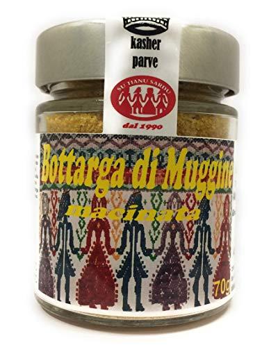 Bottarga di Muggine dalla Sardegna 70g macinata in...