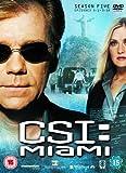 CSI: Crime Scene Investigation - Miami - Season 5.1 [UK Import] - CSI: Miami