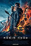 Poster Robin Hood Movie 70 X 45 cm